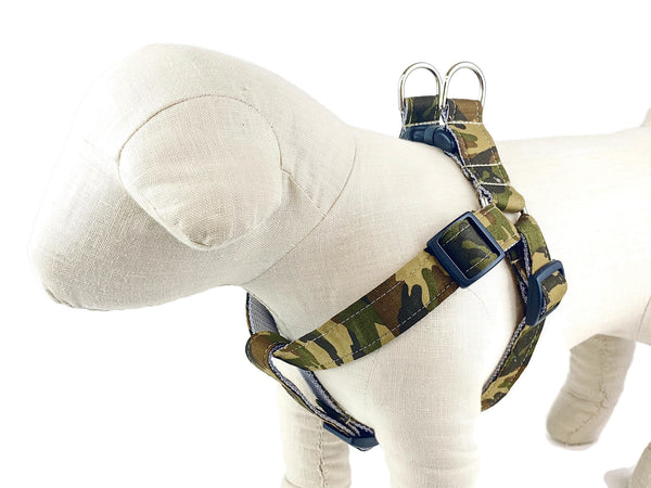 Camouflage Dog Harness - 755