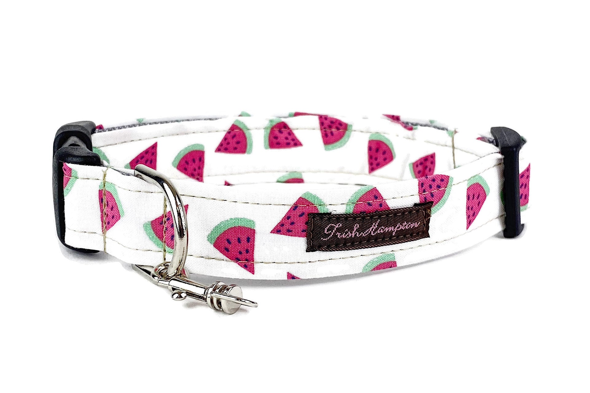 Watermelons Dog Collar - 756