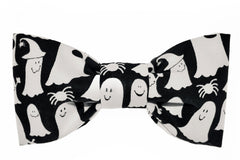 Glowing Casper Dog Bow Tie - 989
