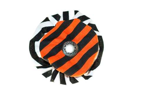 Black/Orange Stripe - 833