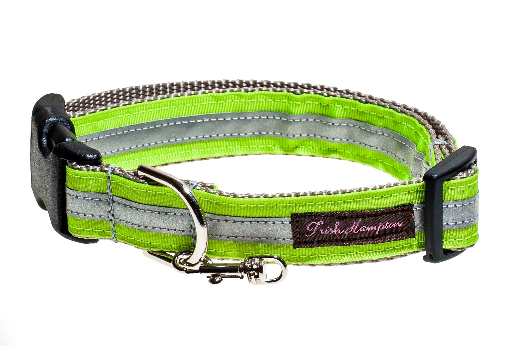 Lime Reflective - 3m - Sale Dog Collar - 416