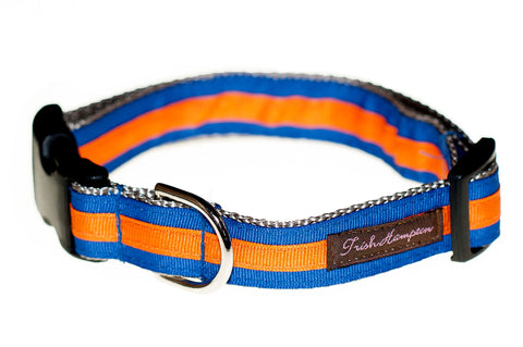 Blue/Orange Stripe - 331