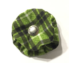 Green/Brown Plaid