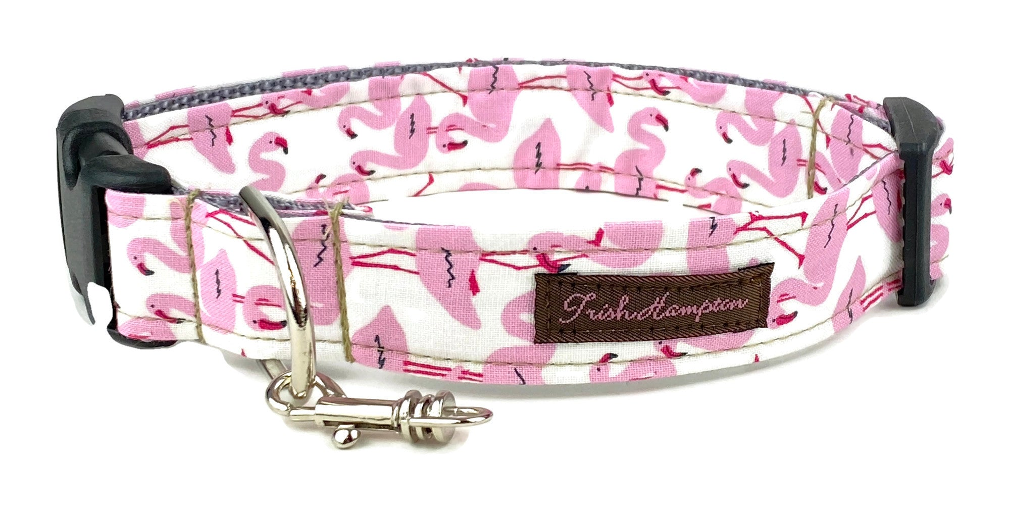 Flamingo Dog Collar- 765