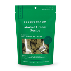 Market Greens Biscuits - Bocce's Bakery