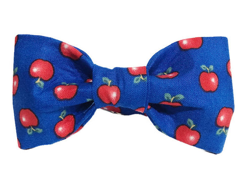 Apple Dog Bow Tie - 9001
