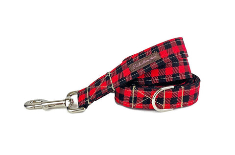 Buffalo Plaid Dog Leash - 901