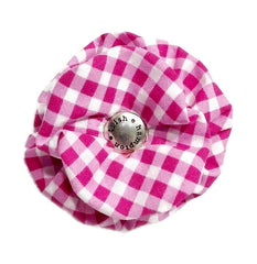 Pink Gingham - 857