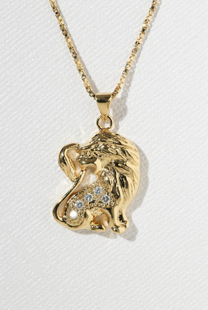 Vanessa Mooney - The Leo Star Sign Necklace
