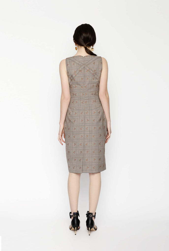 Big Fashion Sale Altuzarra Shadow Dress Camel