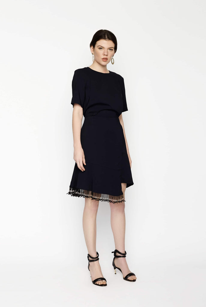 Big Fashion Sale Altuzarra Tournelle Black Dress