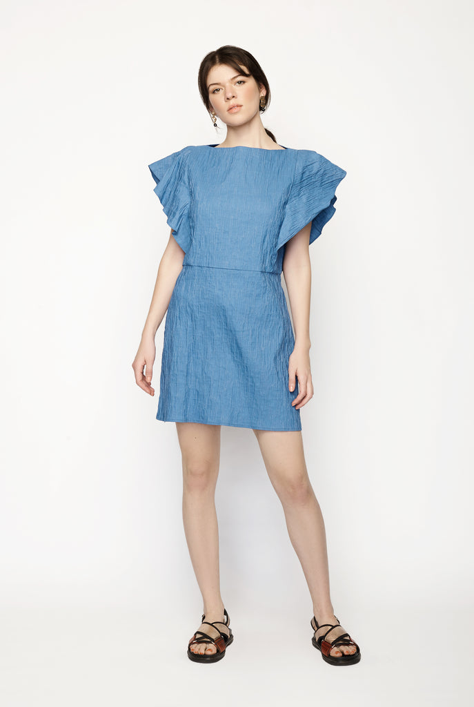 Anna Quan - Leah Cotton Mini Dress