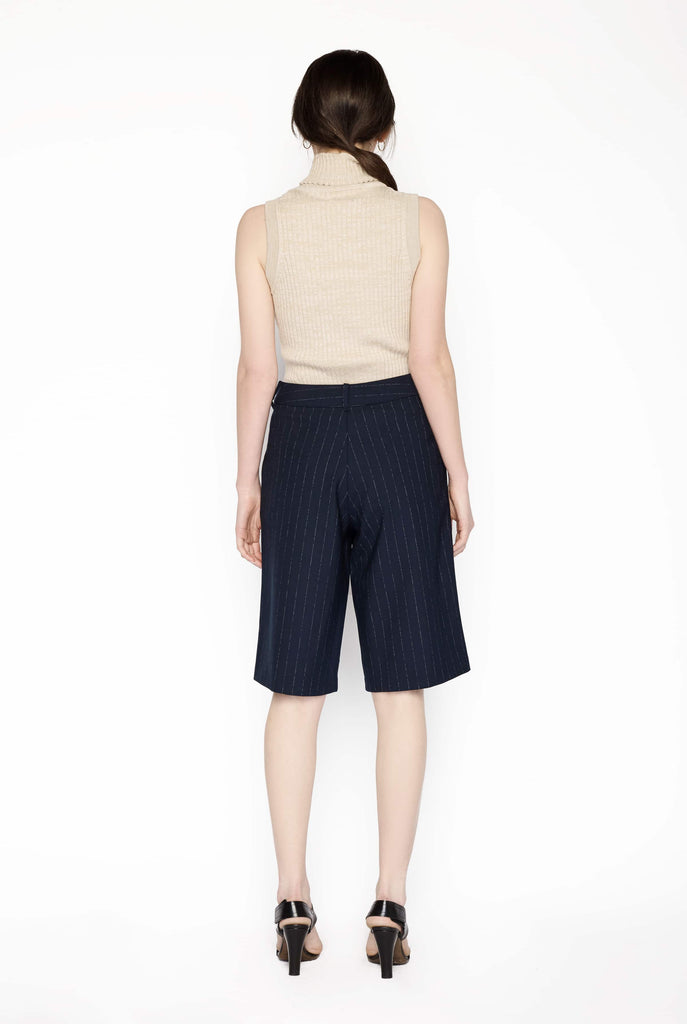 Big Fashion Sale Anna Quan Rae Short Chalk Stripe