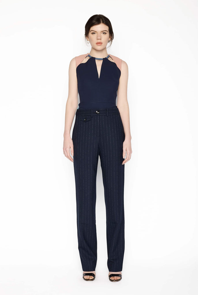 Big Fashion Sale Anna Quan Roxy Pant Chalk STripe