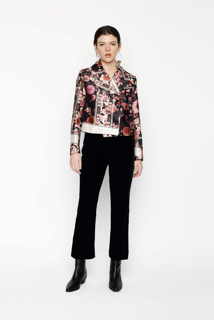 Big Fashion Sale Ellery Pink Print Blazer