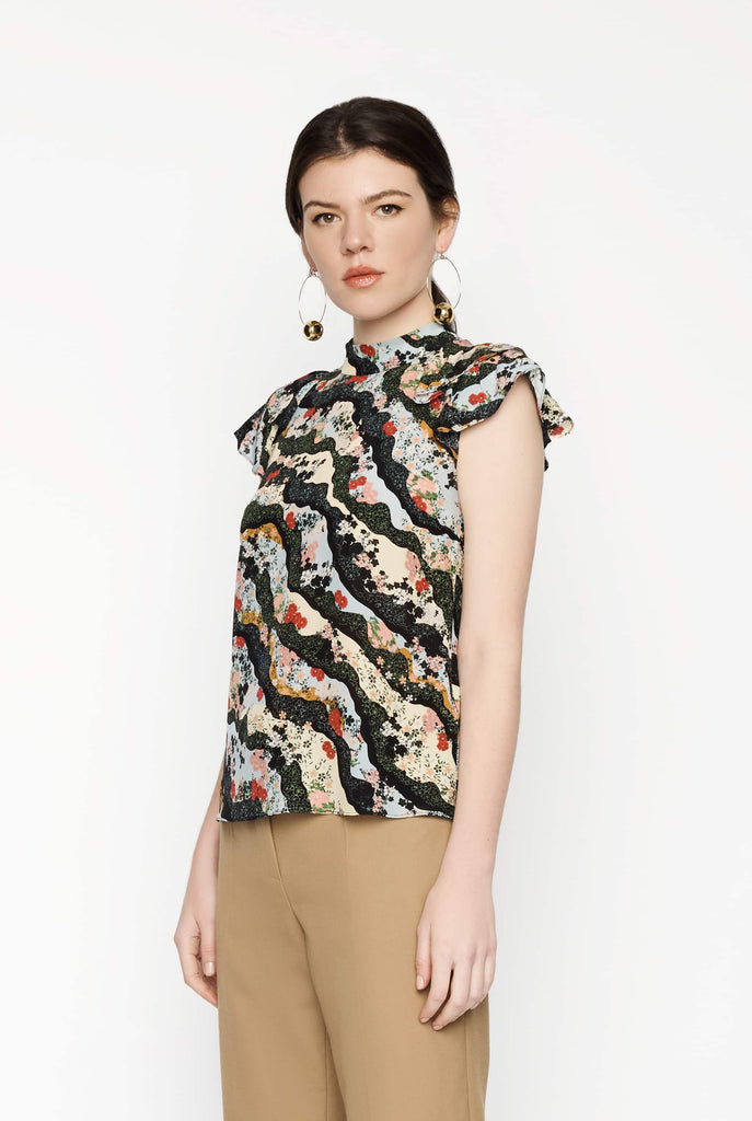 Big Fashion Sale Erdem Opal Top