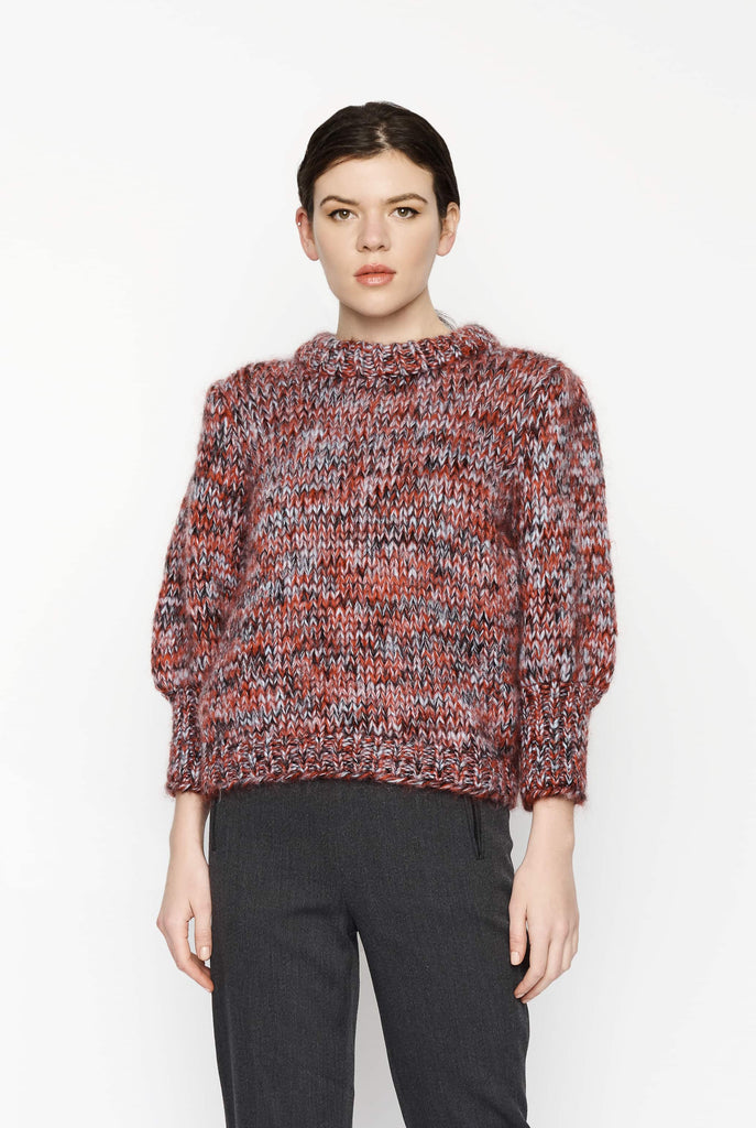 Big Fashion Sale Ganni Julliard Mohair Knit