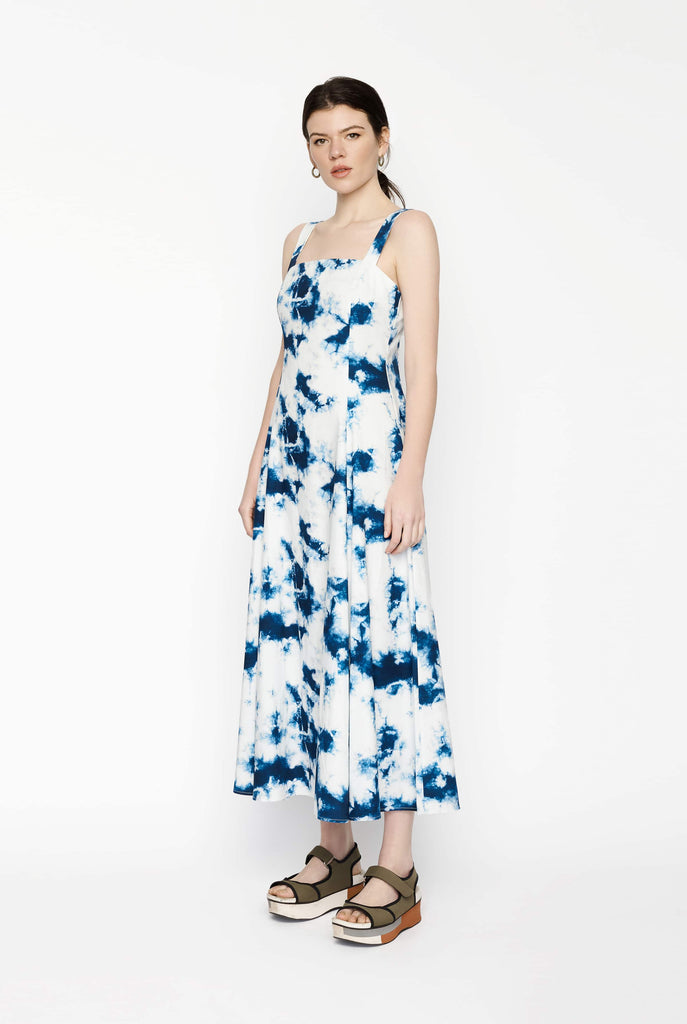 Big Fashion Sale Gary Bigeni Anton Tie Dye Dress