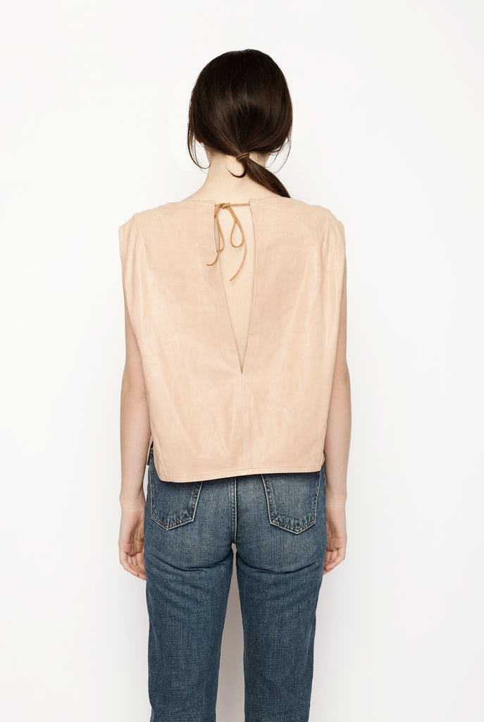 Ines & Marecha - Leather Top