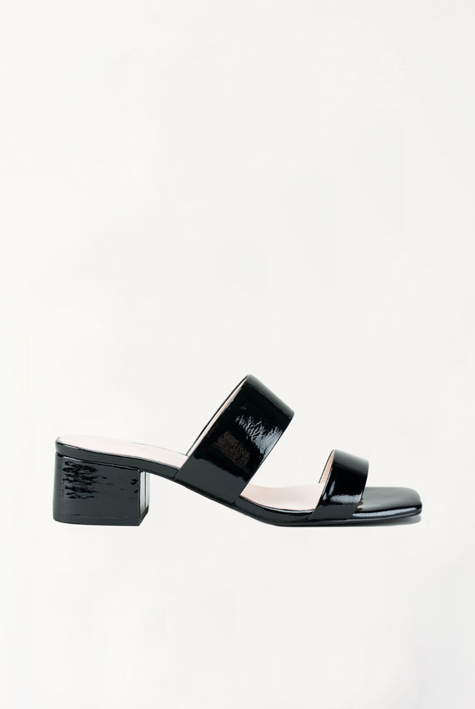 Scamp Sandal Black