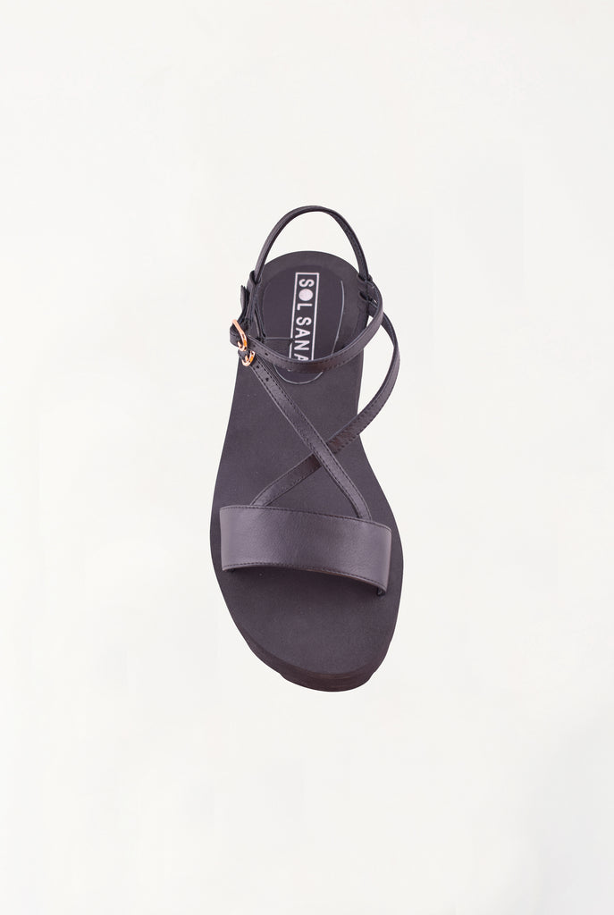 Irumi Wedge - Black