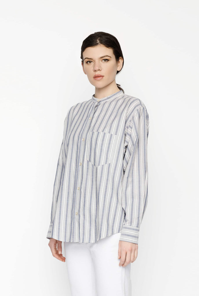 Big Fashion Sale Isabel Marant Etoile Stripe Cotton Shirt