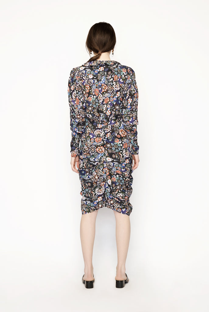 Isabel Marant - Floral Blandine Dress