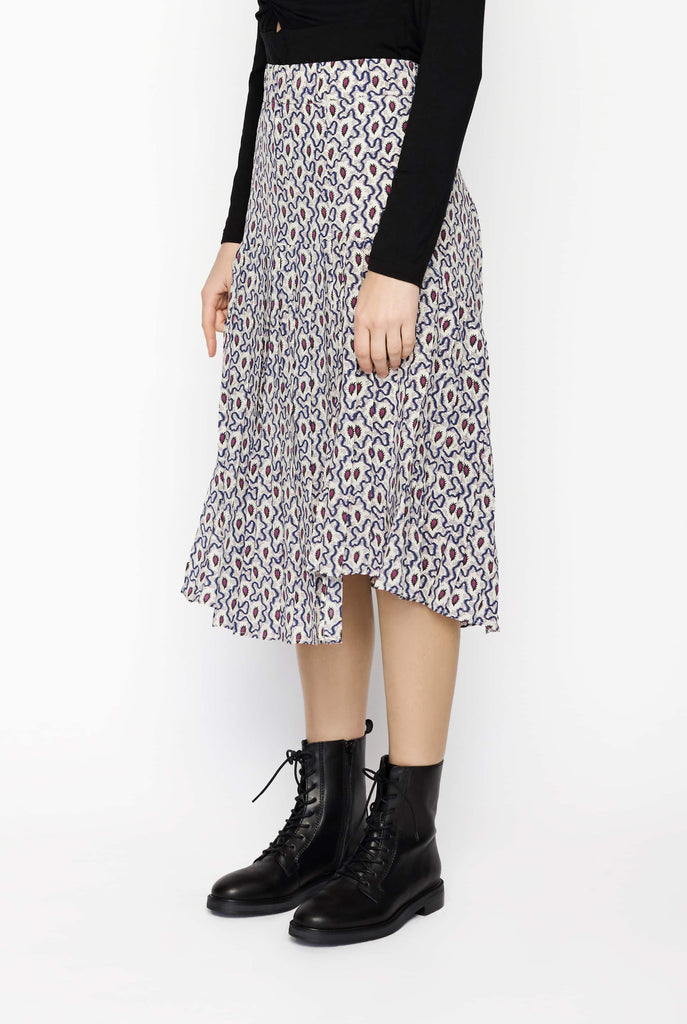 Big Fashion Sale Isabel Marant Hemen Print Skirt