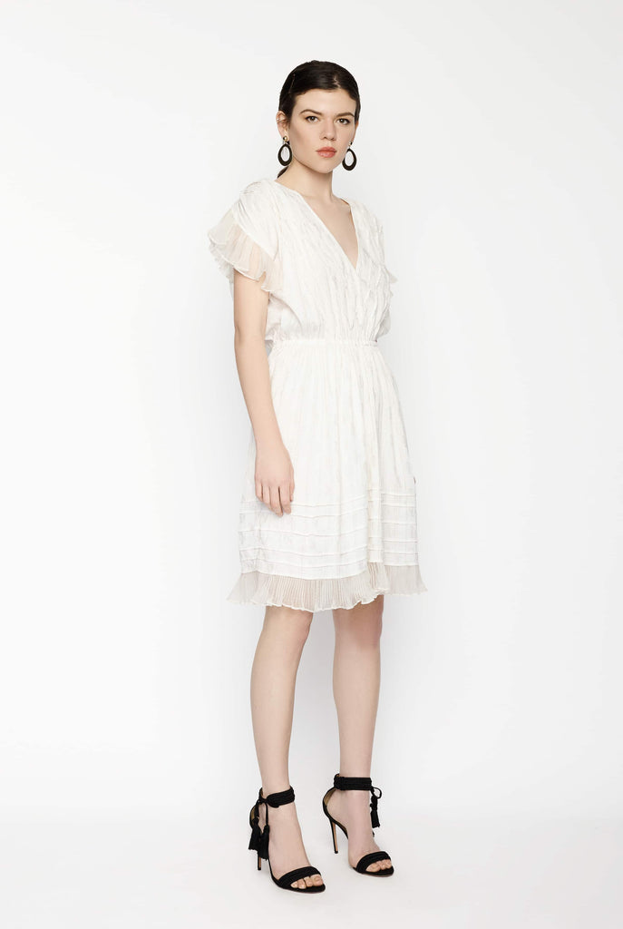 Big Fashion Sale Isabel Marant Marissa White Dress