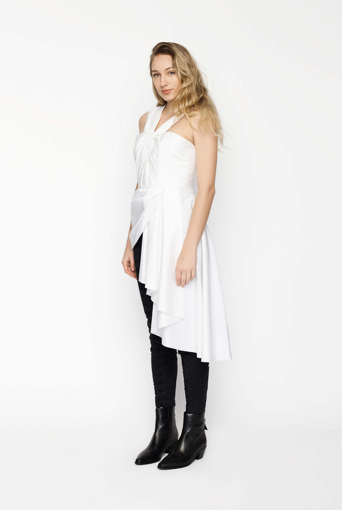 Big Fashion Sale Johanna Oritz Shangri La Asymmetrical Top
