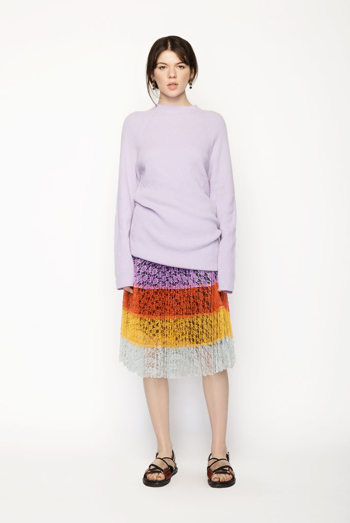 Joseph - Long Line Cashmere Knit Sweater