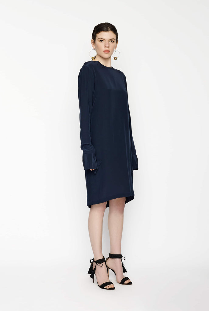 Big Fashion Sale Kacey Devlin Nacy Long Sleeve Dress