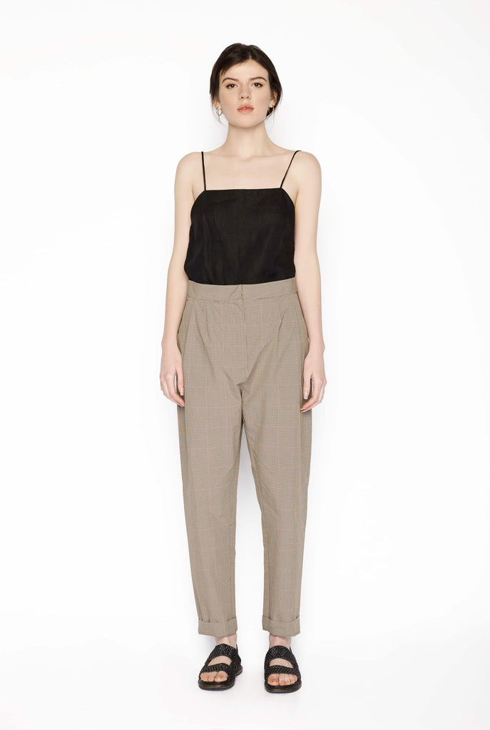 Big Fashion Sale Matin Stone Check Pant