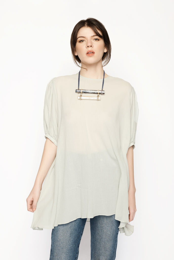 Matin - Sheer Swing Top