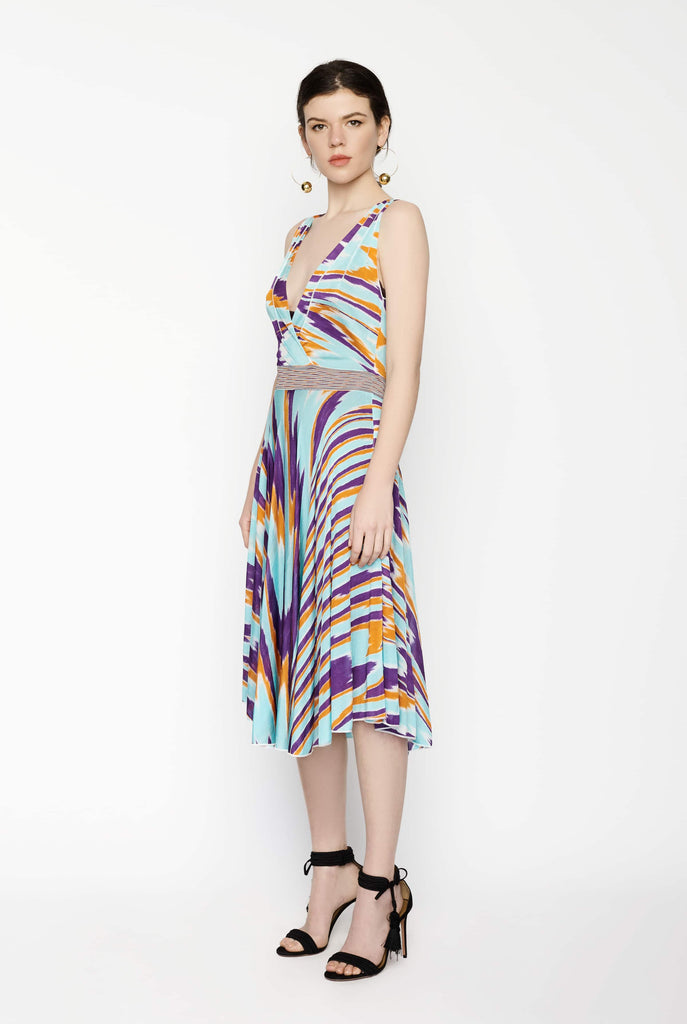 Big Fashion Sale Missoni Multi Print Dress