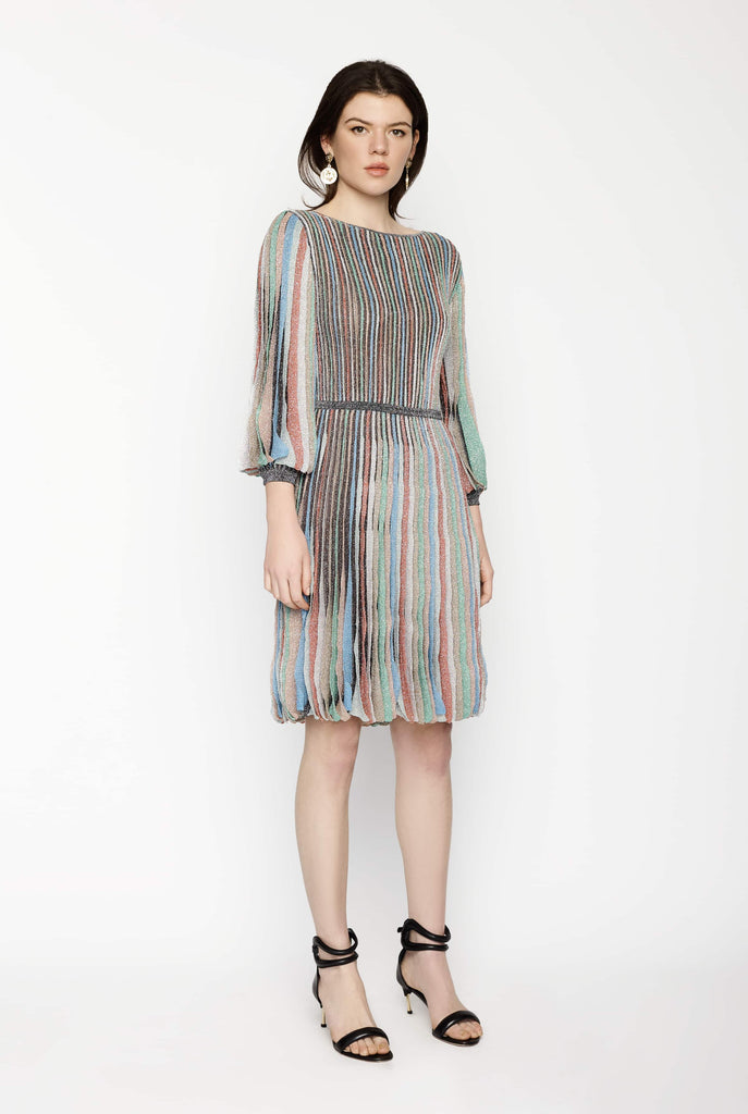 Big Fashion Sale Missoni Pleated Lurex Dress