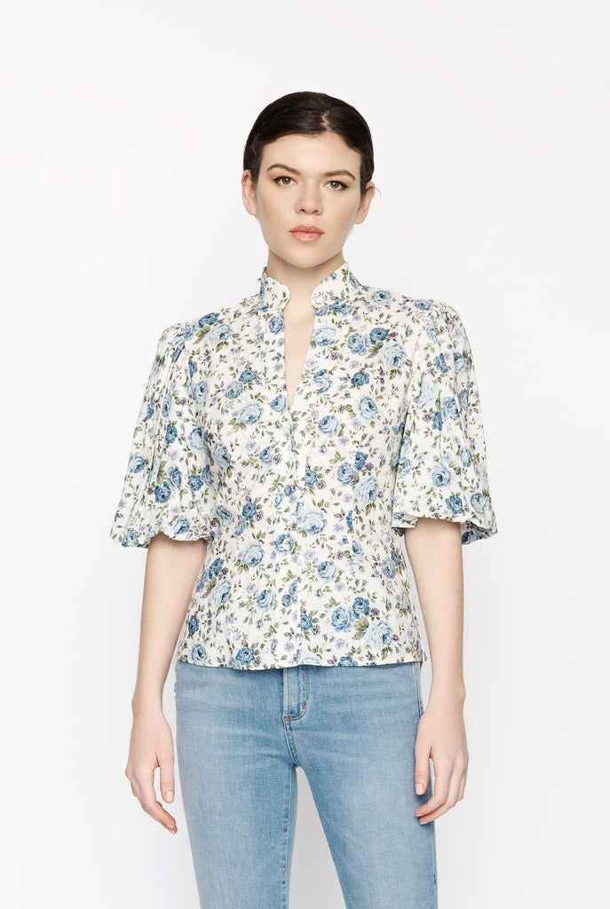 Big Fashion Sale Petersyn Rocco Shirt in Calais Floral Print