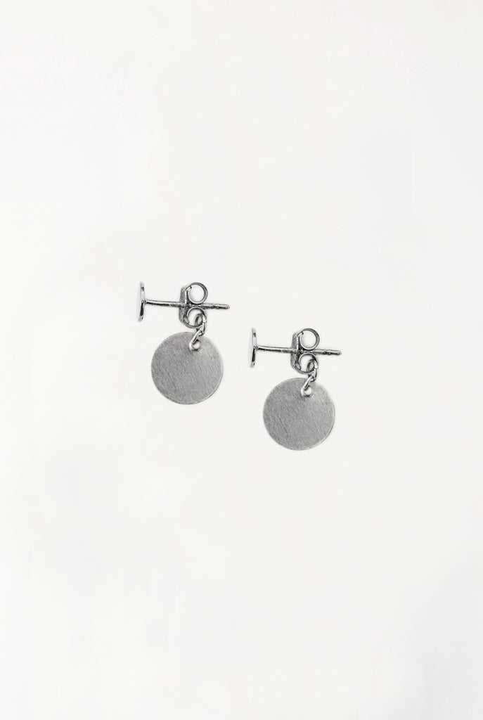 Petite Grande - Dot and Circle Earrings