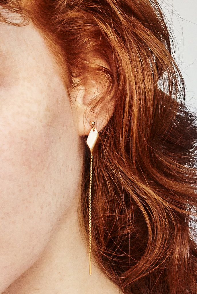 Petite Grande - Dusk Drop Earrings