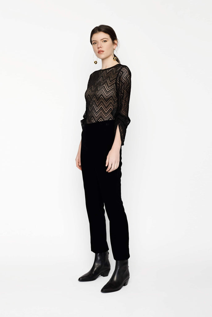 Big Fashion Sale Derek Lam 10 Crosby Cropped Flare Trouser