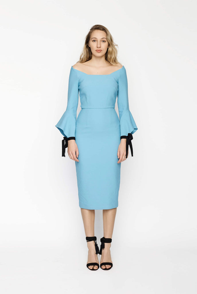 Big Fashion Sale Roland Mouret Hitchcock Dress