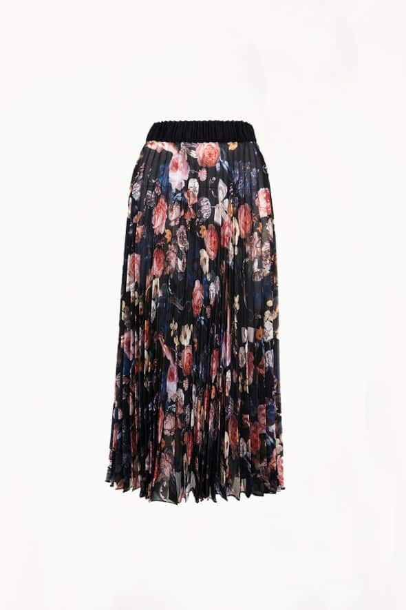Big Fashion Sale Romance Was Born Jardin Dream Pleat Skirt