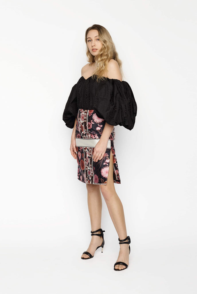 Big Fashion Sale Ellery Pink Print Skirt