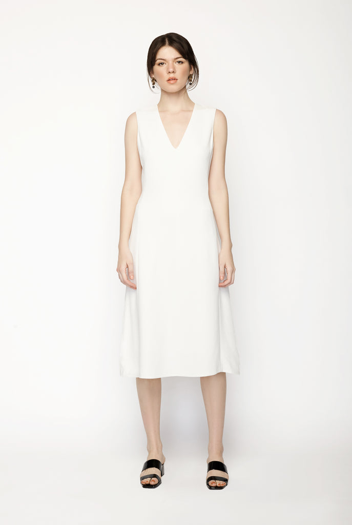 Viky Sleeveless Dress
