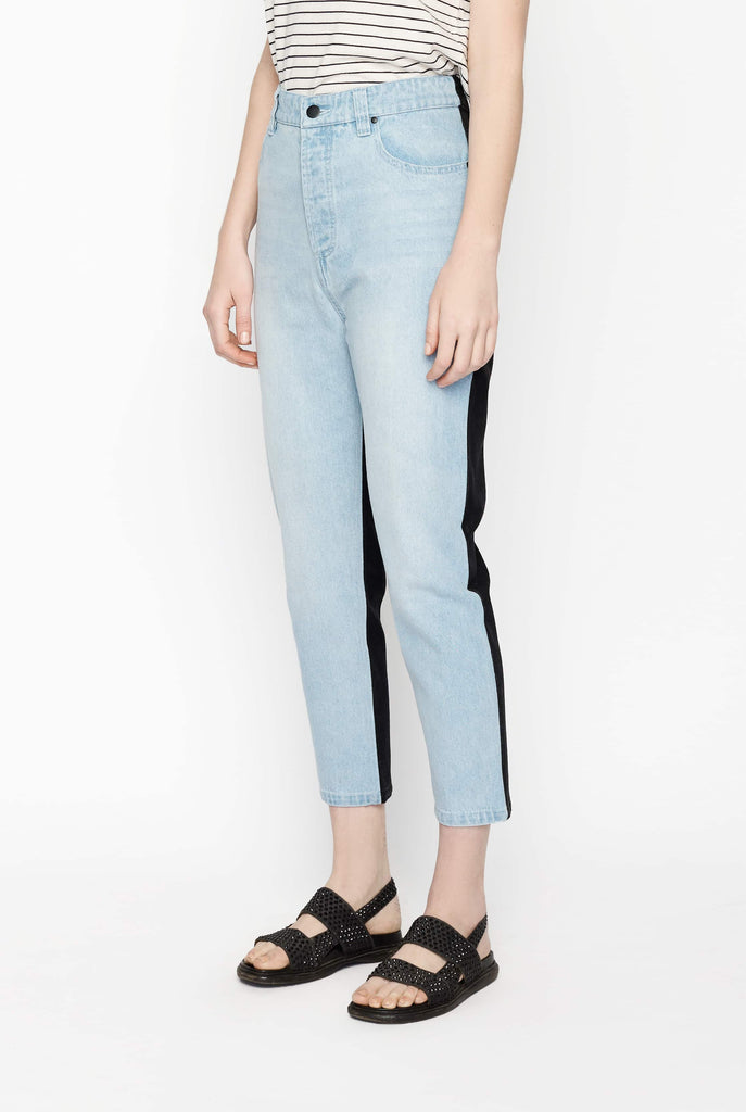 Big Fashion Sale Third Form 2-Tone Jeans