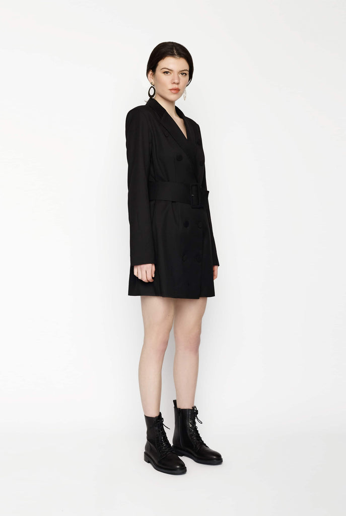 Big Fashion Sale Third Form Stand Off Blazer Dress