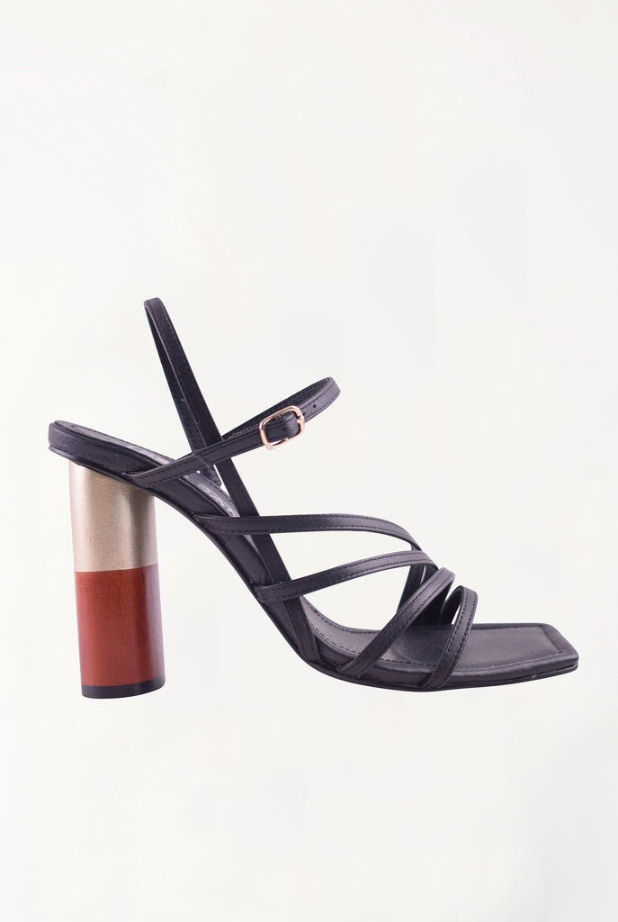 Tonia Heel - Black