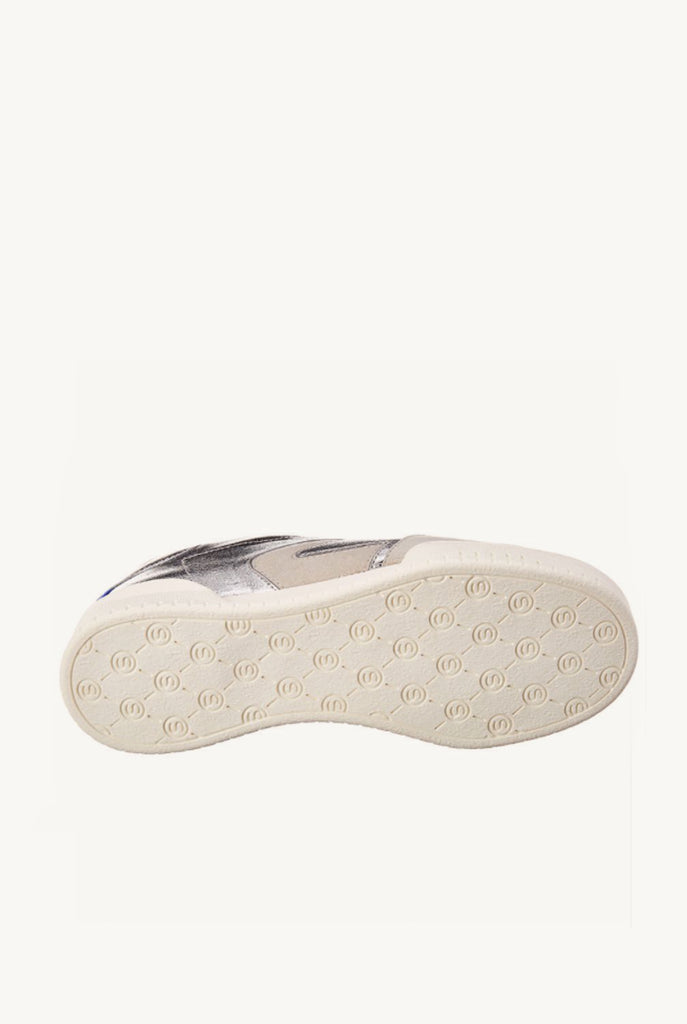 Stella Mccartney - Metallic Vegan Leather Sneaker