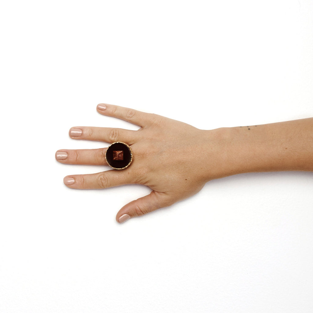 Studio Elke - Ritual Ring - Crayfish