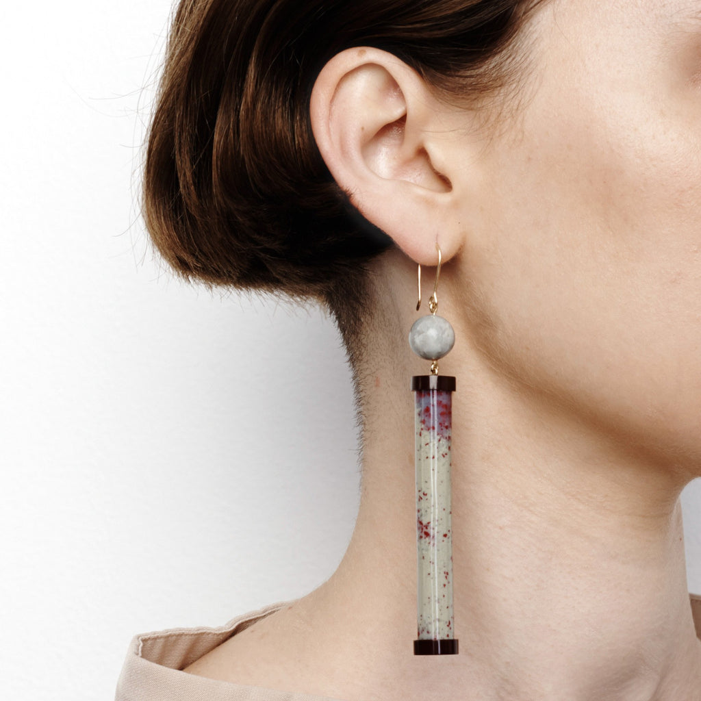 Studio Elke - Tangible Earrings - Amulet